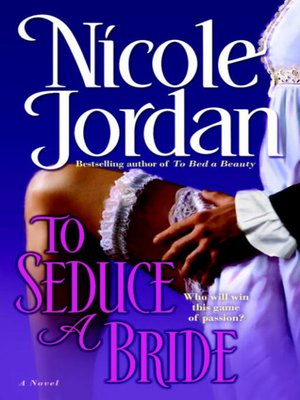 cover image of To Seduce a Bride