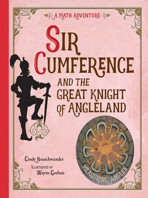 cover image of Sir Cumference and the Great Knight of Angleland