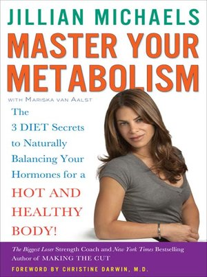 cover image of Master Your Metabolism