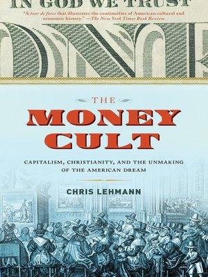 cover image of The Money Cult