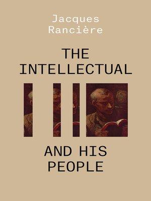 cover image of The Intellectual and His People