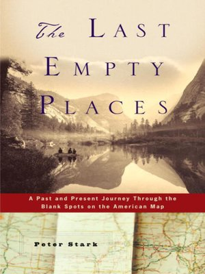 cover image of The Last Empty Places