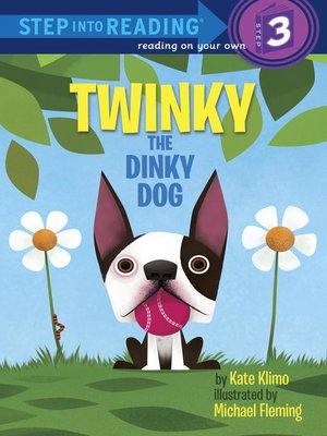 cover image of Twinky the Dinky Dog