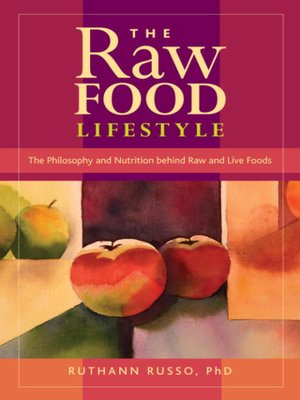 cover image of The Raw Food Lifestyle