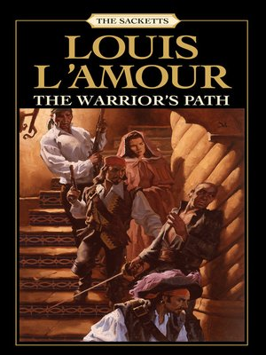 cover image of The Warrior's Path