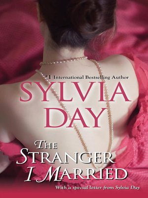cover image of The Stranger I Married