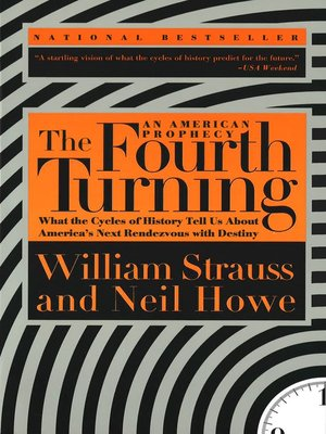 cover image of The Fourth Turning