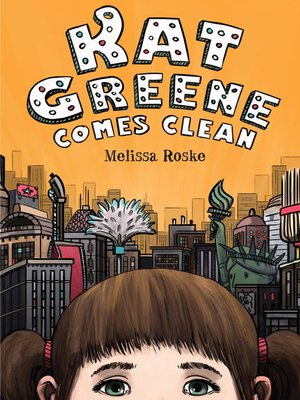 cover image of Kat Greene Comes Clean