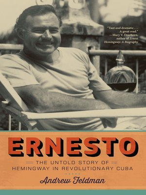 cover image of Ernesto