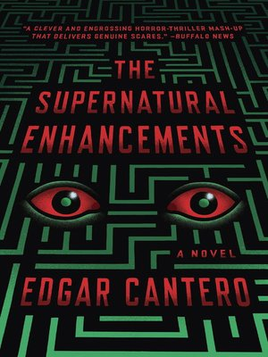 cover image of The Supernatural Enhancements