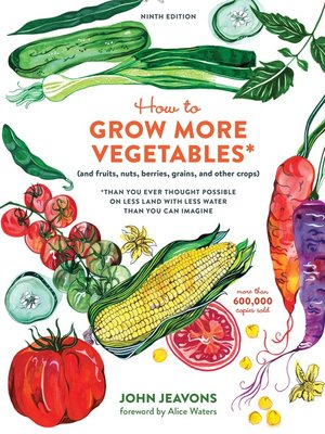 cover image of How to Grow More Vegetables