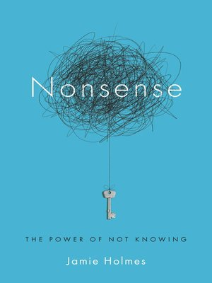 cover image of Nonsense