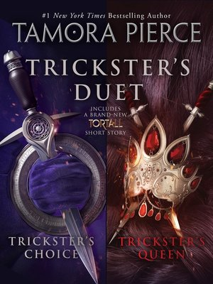cover image of Trickster's Duet