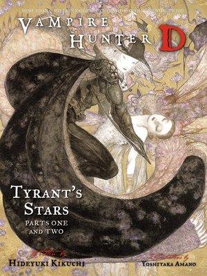 cover image of Tyrant's Stars, Parts 1 & 2