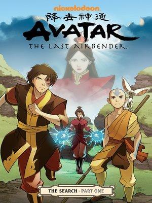 cover image of Avatar: The Last Airbender - The Search, Part 1
