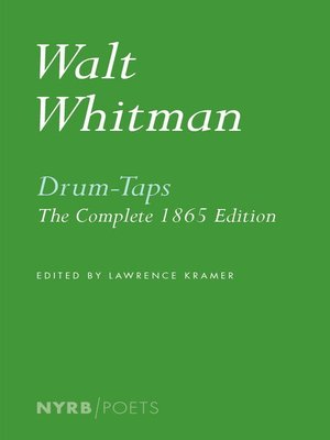 cover image of Drum-Taps