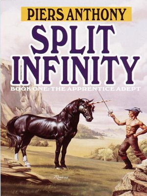 cover image of Split Infinity