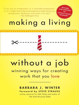 cover image of Making a Living Without a Job