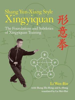cover image of Shang Yun-Xiang Style Xingyiquan