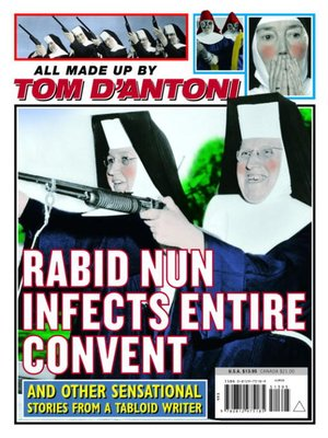 cover image of Rabid Nun Infects Entire Convent