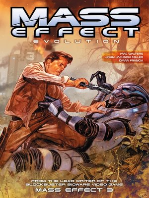 cover image of Mass Effect, Volume 2