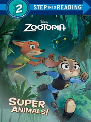 cover image of Super Animals!