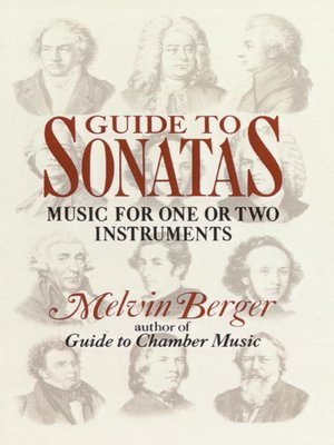 cover image of Guide to Sonatas