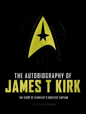 cover image of The Autobiography of James T. Kirk