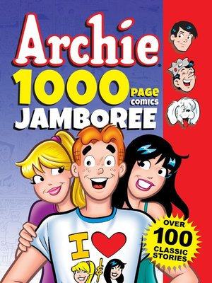 cover image of Archie 1000 Page Comic Jamboree