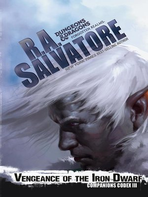 cover image of Vengeance of the Iron Dwarf