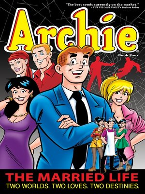 cover image of Archie: The Married Life, Book 4