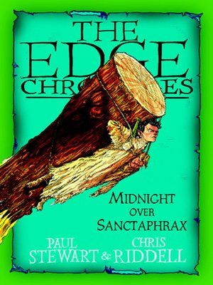 cover image of Midnight Over Sanctaphrax