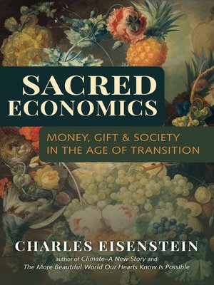 cover image of Sacred Economics