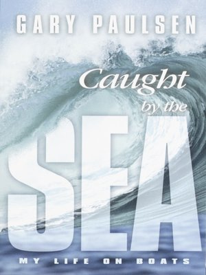 cover image of Caught by the Sea