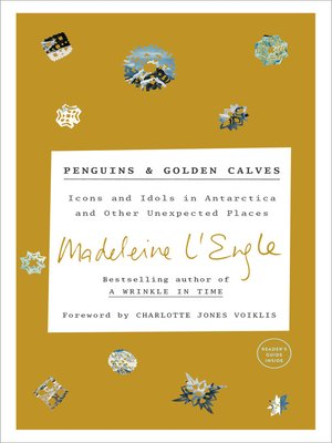 cover image of Penguins and Golden Calves