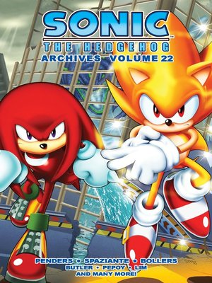 cover image of Sonic the Hedgehog Archives 22