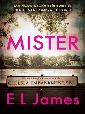 cover image of Mister (En español)