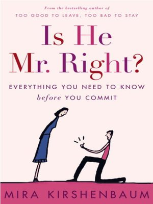 cover image of Is He Mr. Right?