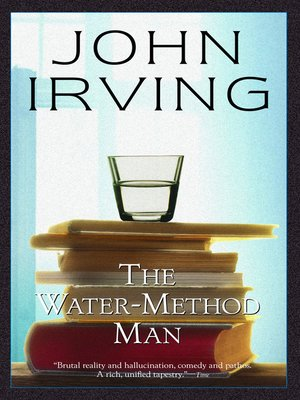 cover image of The Water-Method Man