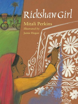 cover image of Rickshaw Girl