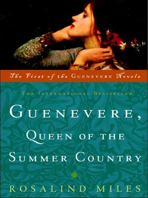 cover image of Guenevere, Queen of the Summer Country