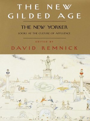 cover image of The New Gilded Age