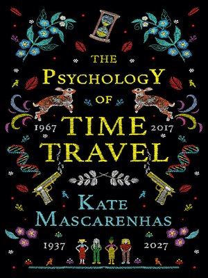 cover image of The Psychology of Time Travel