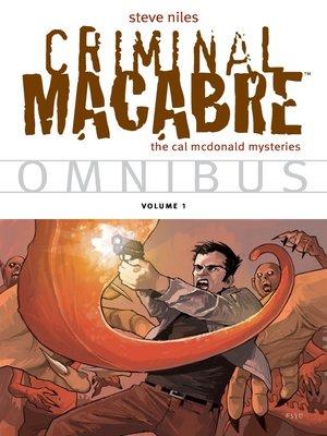 cover image of Criminal Macabre (2003), Omnibus Volume 1