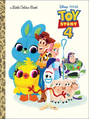 cover image of Toy Story 4 (Disney/Pixar)