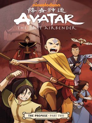 cover image of Avatar: The Last Airbender - The Promise, Part 2