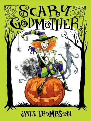 cover image of Scary Godmother