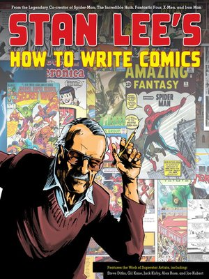 cover image of Stan Lee's How to Write Comics