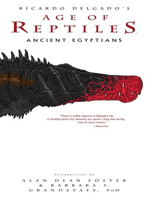 cover image of Age of Reptiles: Ancient Egyptians