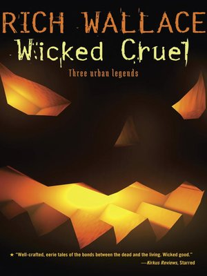 cover image of Wicked Cruel